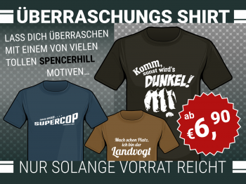 Puffinkraft Shop mit 6,90 Aktion zu Spencerhill Film Motiven