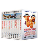 Bud Spencer & Terence Hill Collectors Box