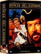 Bud Spencer & Terence Hill 3 DVD Box Set