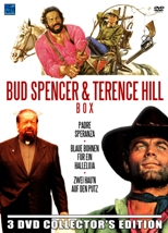 Bud Spencer & Terence Hill 3er Box Vol. 1