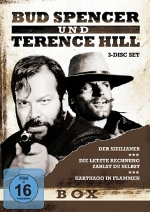 Bud Spencer & Terence Hill 3er Box Vol. 5