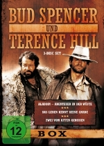 Bud Spencer & Terence Hill 3er Box Vol. 6