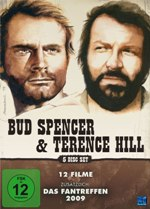 Bud Spencer & Terence Hill - 12 Filme (5 Disc Set)