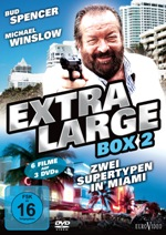 Extralarge Box 2 - Zwei Supertypen in Miami