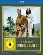 Winnetou II (Blu-ray)