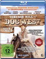 Doc West - 1&2 Doppelpack (Blu-ray)