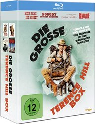 Die gro�e Terence Hill-Box (Blu-ray)