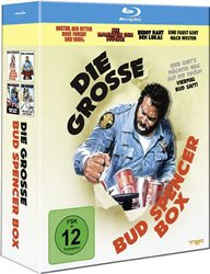 Die gro�e Bud Spencer-Box (Blu-ray)