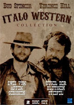 Bud Spencer und Terence Hill Italo Western Collection