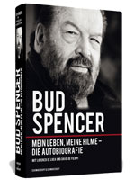 Neues Bud Spencer Buch im April