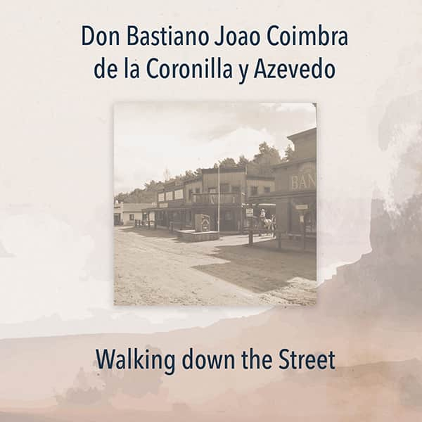 Walking down the Street Cover Version - Don Bastiano