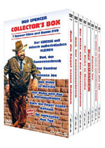 Bud Spencer Collectors Box (8DVD)