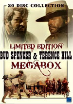 Bud Spencer & Terence Hill Megabox- Limited Edition (20er DVD Box)
