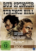 Bud Spencer & Terence Hill 3er Box Vol. 4