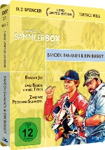 Spencer-Hill Sammlerbox Vol. 3: Banden, Bananen & ein Buggy