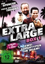 Extralarge Box 1 - Zwei Supertypen in Miami