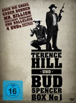 Terence Hill und Bud Spencer Box No 1