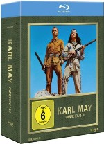 Winnetou I-III (Blu-ray)