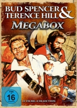 Bud Spencer & Ternece Hill Megabox - 12 Filme Collection