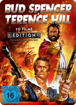Bud Spencer & Terence Hill 10 Filme Edition (Metallbox)