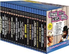 Bud & Terence 20er MEGA Blu-ray Collection